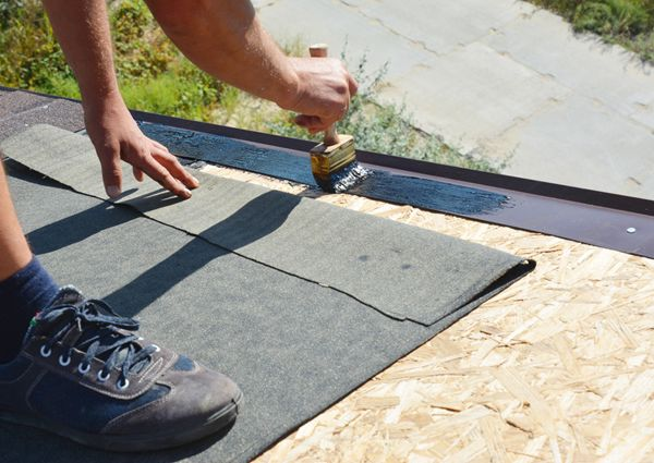It's Time To Use TRI-BUILT For Your Modified Roofing Projects