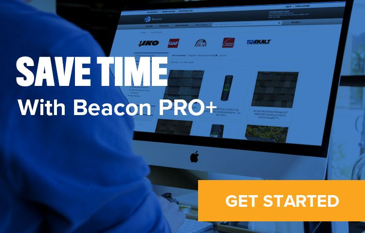 Link to Beacon PRO+ sign up