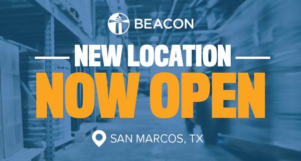 Beacon Welcomes, San Marcos, TX
