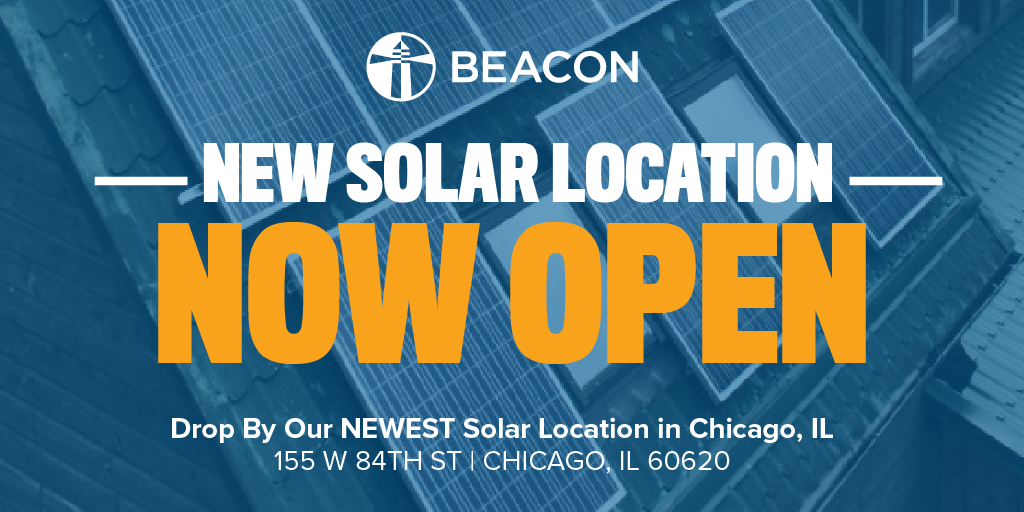 Solar Products Now Available in Chicago