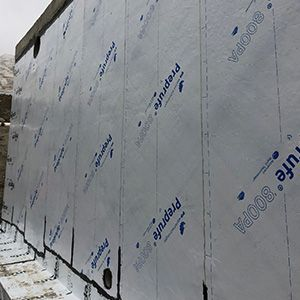 Below-Grade Waterproofing