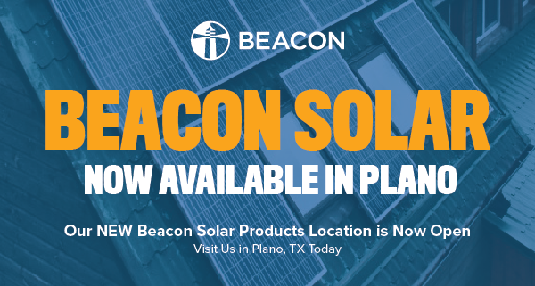 Solar Products Now Available in Plano