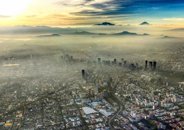 How Can We Clean up Air Pollution? Roofing Granules that Soak up Smog?