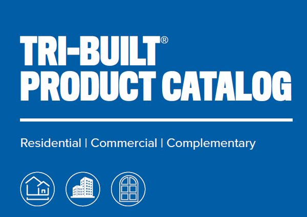 Download the TRI-BUILT 2020 Catalog