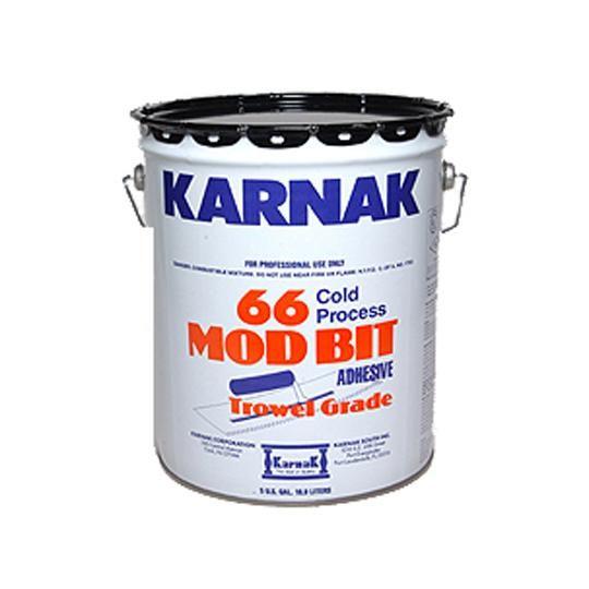 #66AF Modified Bitumen Adhesive Trowel Grade - 5 Gallon Pail