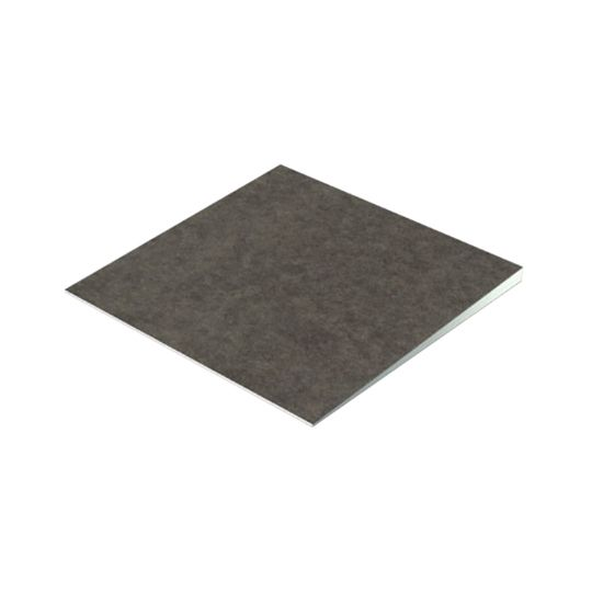 """A (1"""" to 1-1/2"""") Tapered 4' x 4' Polyiso Roof Insulation"""