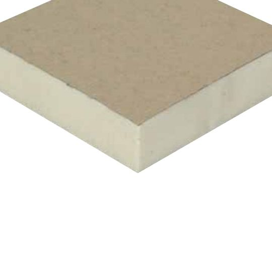 "2-3/5"" x 4' x 8' VersiCore MP-H Grade-II (20 psi) Polyiso Insulation"