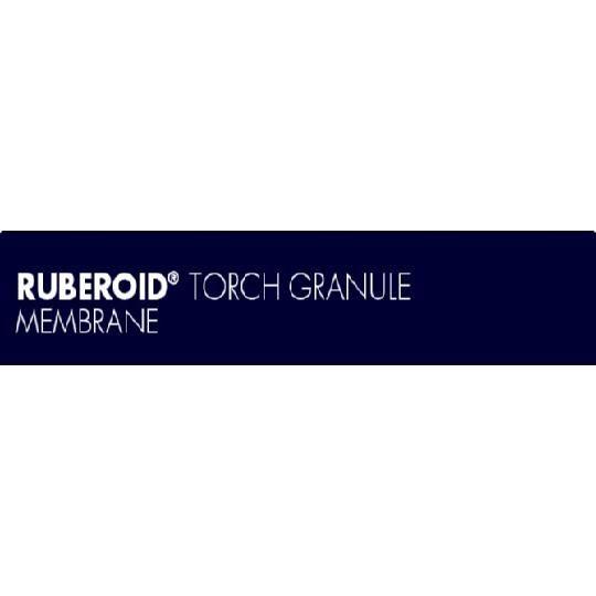 RUBEROID® Torch Granulated Membrane