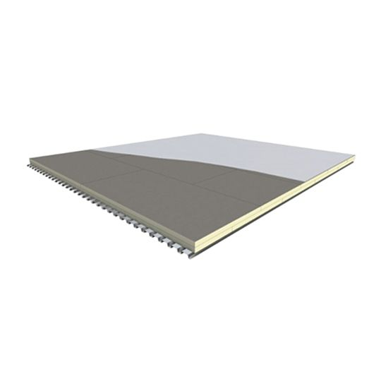 """2"""" x 4' x 8' H-Shield Grade-II (20 psi) Polyiso Insulation with Fiber Reinforced Facers"""