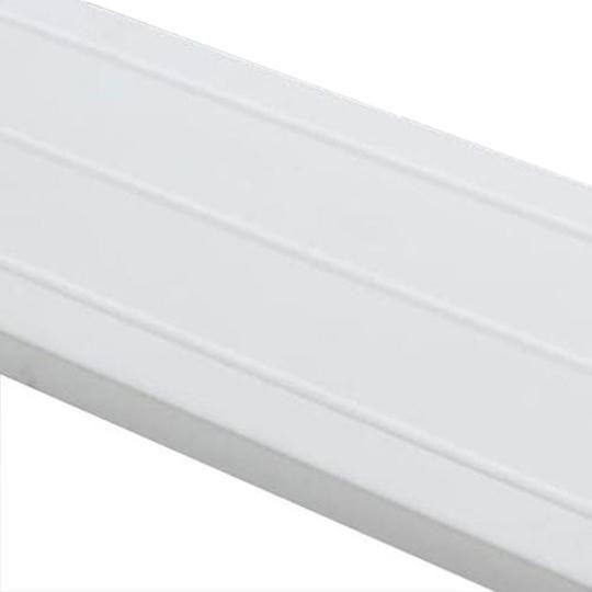 """.024"""" x 6"""" x 12' Painted Aluminum Fascia"""