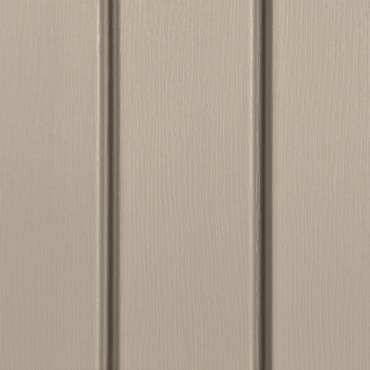 """Ironmax™ Double 5"""" Woodgrain Solid Soffit & Vertical Siding"""
