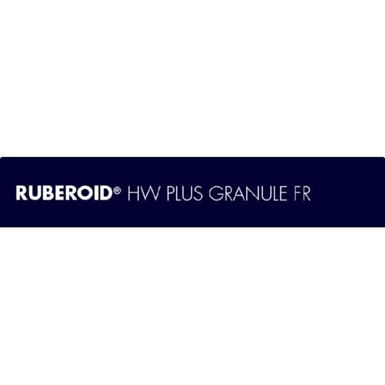RUBEROID® HW Plus Granule FR Membrane