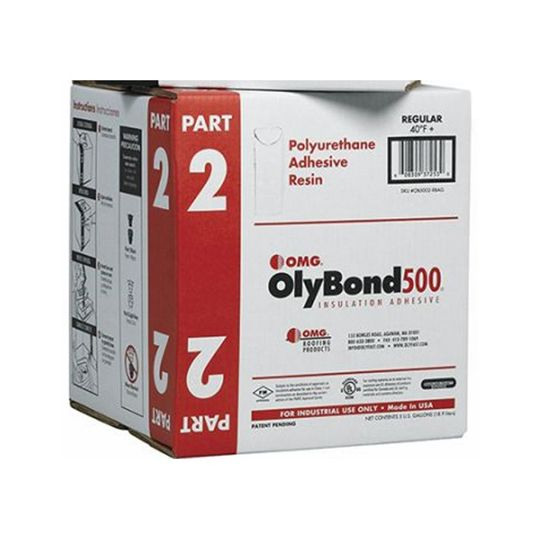 OlyBond500® Insulation Adhesive - Part-2