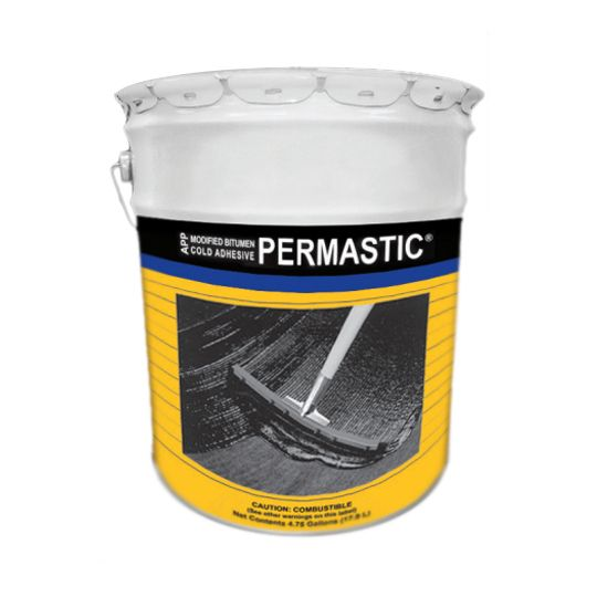Permastic Cold Adhesive - 5 Gallon Pail