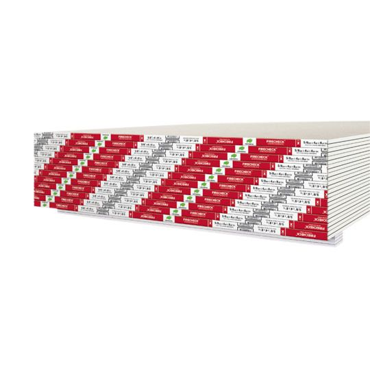 "5/8"" x 4' x 12' Firecheck® Type X Gypsum Board"