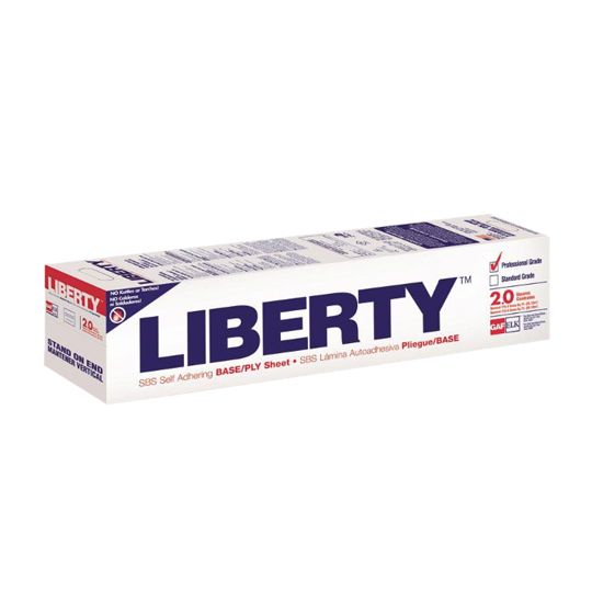Liberty™ SBS Mechanically Attached Base Sheet