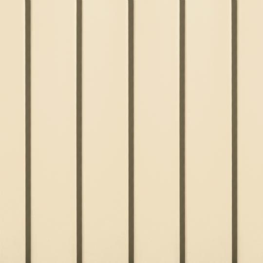 "Triple 3-1/3"" Matte Finish Solid Vinyl Soffit & Vertical Siding"