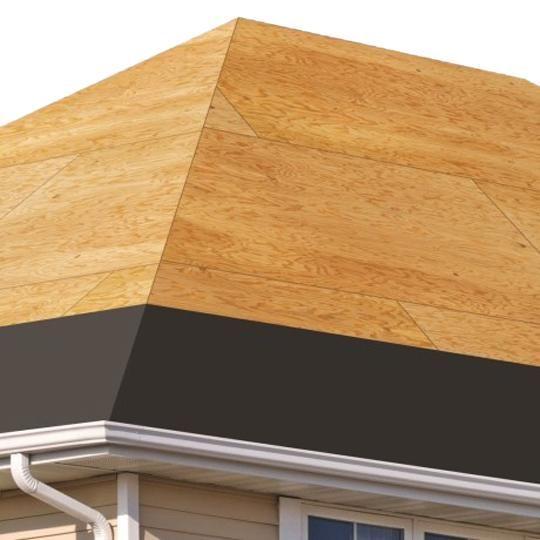 WinterGuard® Sand Waterproofing Shingle Underlayment - 1 SQ. Short Roll
