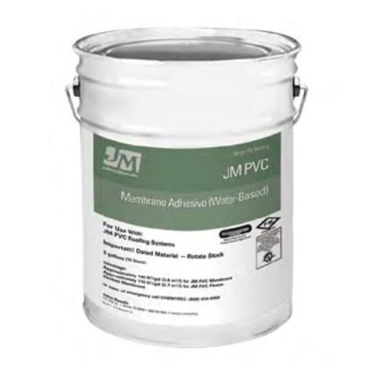 PVC Water-Based Membrane Adhesive