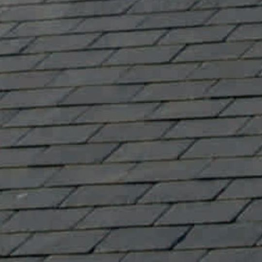 "6mm to 8mm x 16"" x 10"" Domiz Roofing Slate"