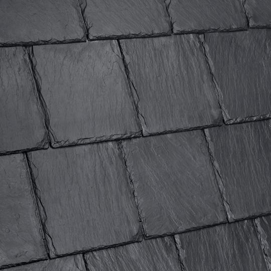 Multi-Width Slate Field Tile