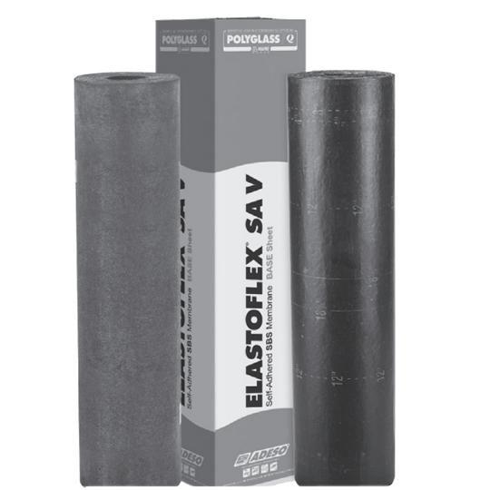 Elastoflex® SA V Self-Adhered SBS Roof Membrane