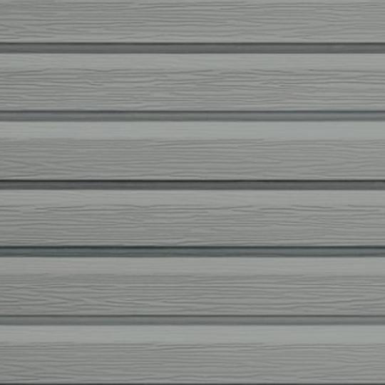 "Steel-Kore Double 5"" Dutchlap Steel Siding - PVC Finish"