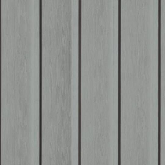 """12"""" Steel-Kore Vertical Board & Batten Steel Siding - PVC Finish"""