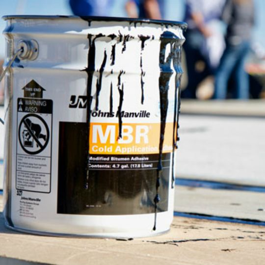 MBR Cold Application Adhesive - 55 Gallon Drum