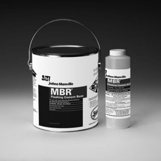MBR Flashing Cement Base - 4 Gallon Pail