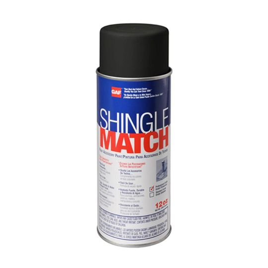 Shingle Match Roof Accessory Paint - 12 Oz. Can