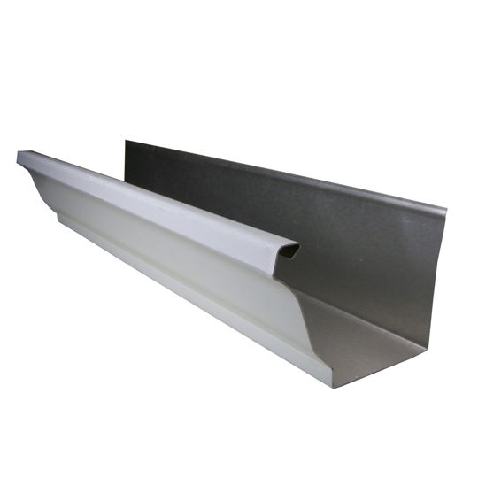 ".027"" SMLS 5K Gutter - Sold per Lin. Ft."