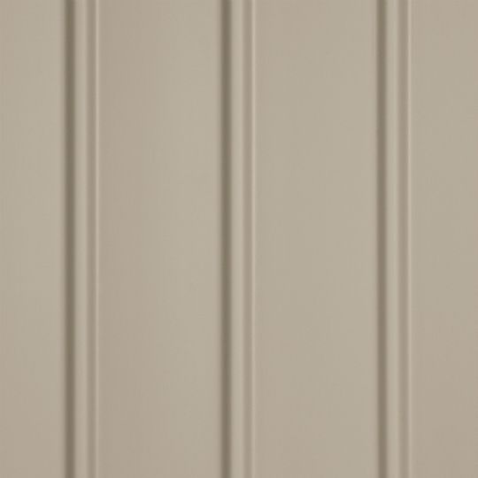 "Value Triple 4"" Solid Vinyl Soffit - Matte Finish"