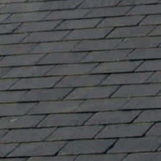 "18"" x 12"" Domiz Seca Grey Roofing Slate"