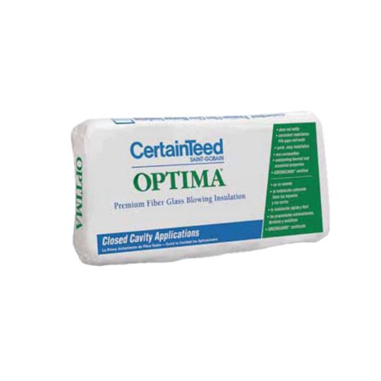 OPTIMA Premium Fiberglass Blowing Wool Insulation