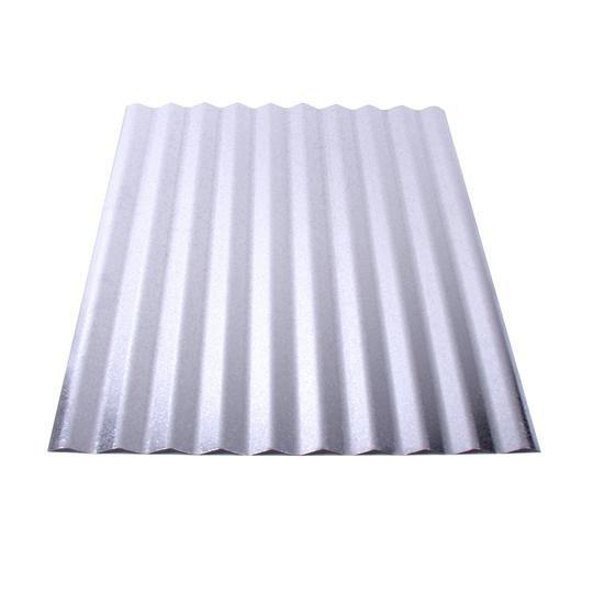 26 Gauge Galvanized Corrugated Panels