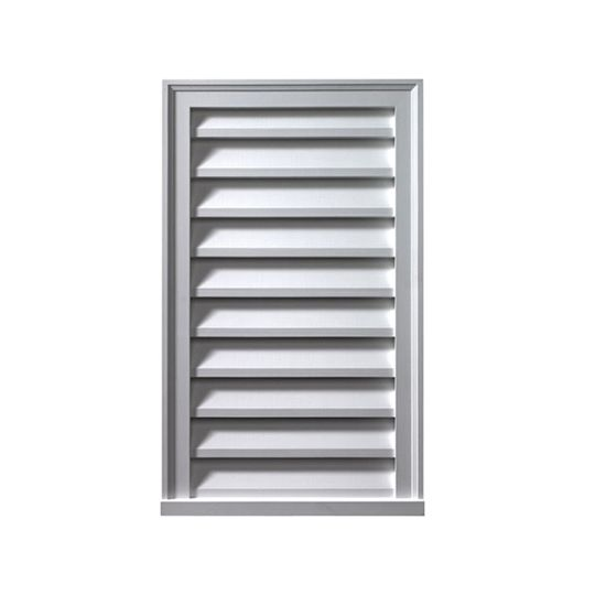 "18"" x 30"" Functional Vertical Louver"