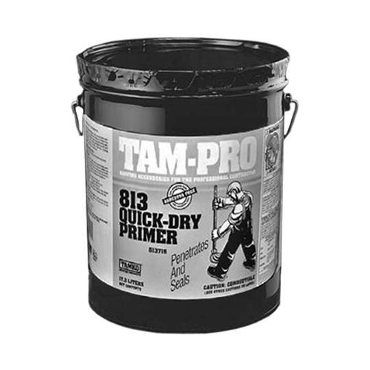 TAM-PRO 813 Quick-Dry Asphalt Primer - 5 Gallon Pail