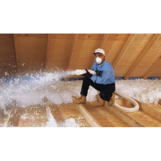 InsulSafe SP Premium Fiberglass Blowing Insulation (Unitized) - 67.1 Sq. Ft. per Bag