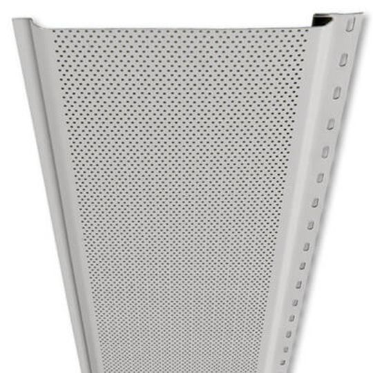 "Envoy 6"" Perforated V-Groove Aluminum Soffit"