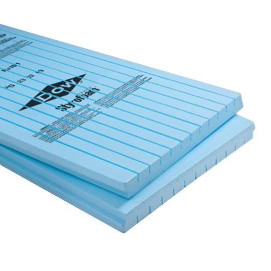 "2-1/8"" x 2' x 8' Styrofoam™ PeriMate™ Insulation"