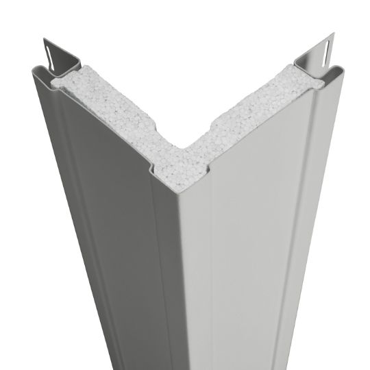 "3/4"" x 20' Traditional SuperCorner™ with Foam Insert - Matte Finish"