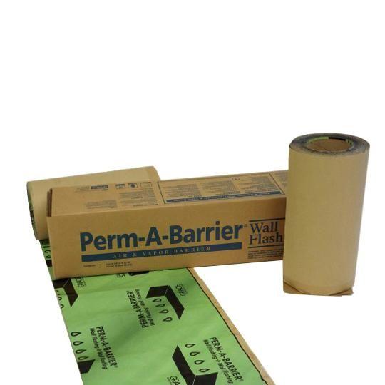 "18"" x 75' Perm-A-Barrier® Wall Flashing"