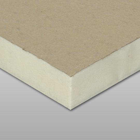 Grade-II (20 psi) Polyiso Insulation