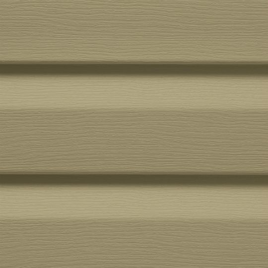 "MainStreet™ Double 5"" Dutchlap Vinyl Siding - Woodgrain Finish"