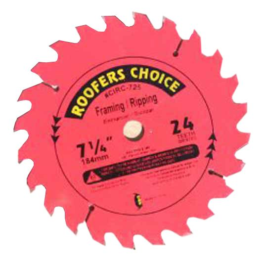 "7-1/4"" 24 Tooth Saw Blades"