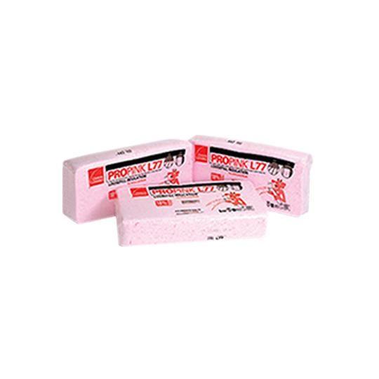ProPink® L77 PINK® Fiberglas™ Unbonded Loosefill Insulation - 33 Lb. Bag