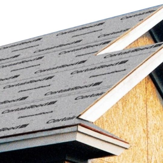 """48"""" x 250' DiamondDeck® HD Synthetic Roofing Underlayment - 10 SQ. Roll"""