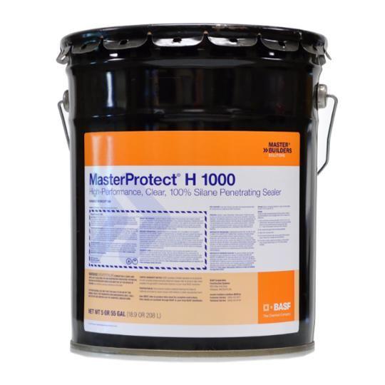 MasterProtect® H 1000 Silane Penetrating Sealer - 55 Gallon Drum