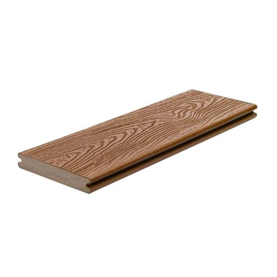 "1"" x 6"" x 20' Transcend® Grooved-Edge Boards"